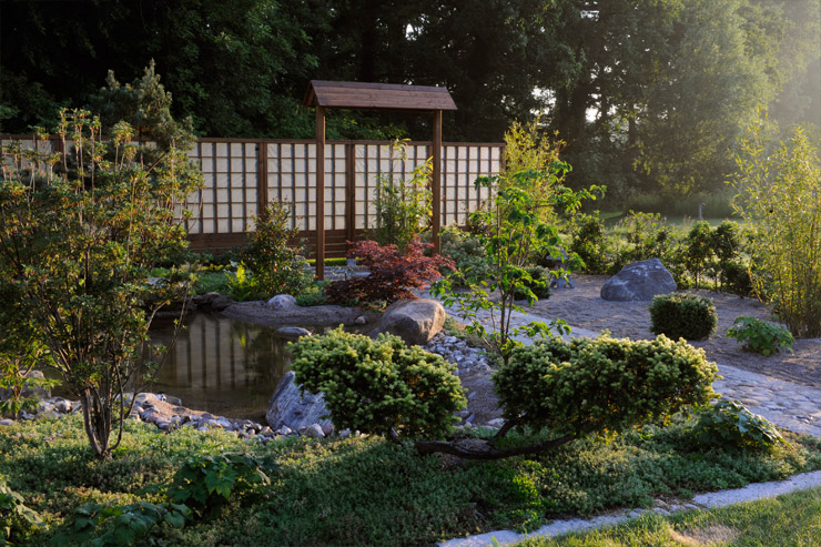 small gardens