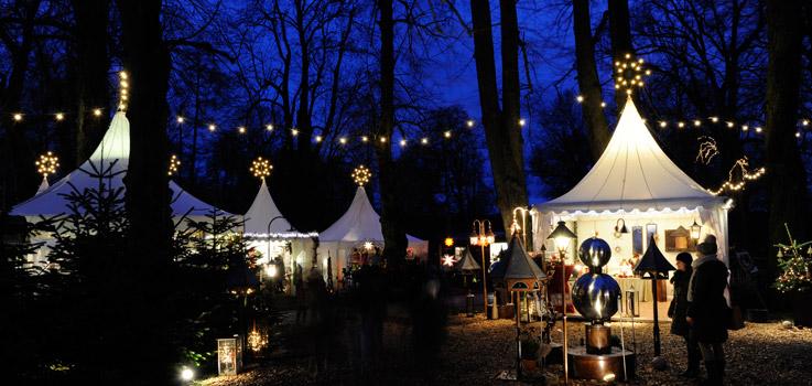 Weihnachtsmarkt, Stockseehof, Aussteller
