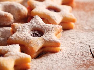 Weihnachtsmarkt – Kekse