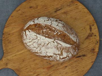 Gutsbäckerei – frisches Brot, Ernte