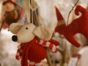 Weihnachtsmarkt, Stockseehof, Dekoration, Baumschmuck