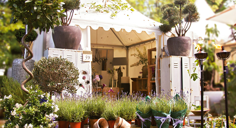 Park & Garden Country Fair – Gartenmesse