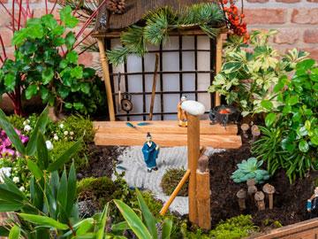 Small gardens, Garten in der Kiste